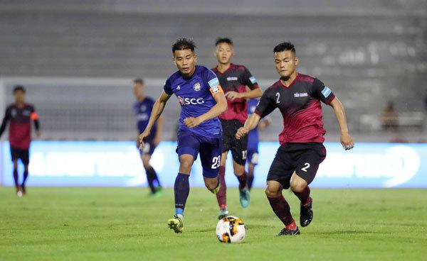 Cựu thuyền trưởng V-League ra mắt hạng nhì bằng chiến thắng