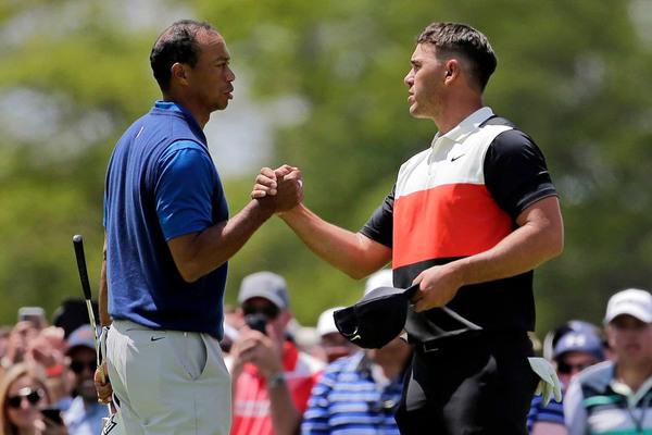Tiger Woods tự tin đấu Koepka ở US Open 2019