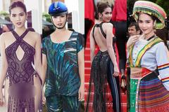 Phản ứng của Ngọc Trinh khi bị dân mạng chế ảnh 'thiếu vải' tại Cannes
