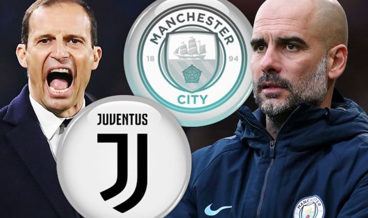 Pep Guardiola,Juventus,Man City