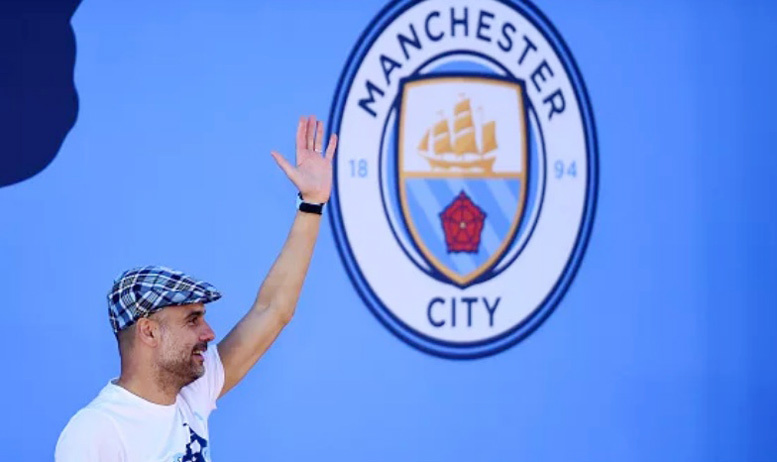 News Guardiola left Man City, signed 4 years with Juventus