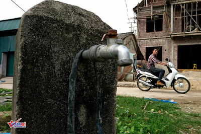 Vận hành trở lại công trình chục tỷ bỏ hoang ở Vĩnh Phúc