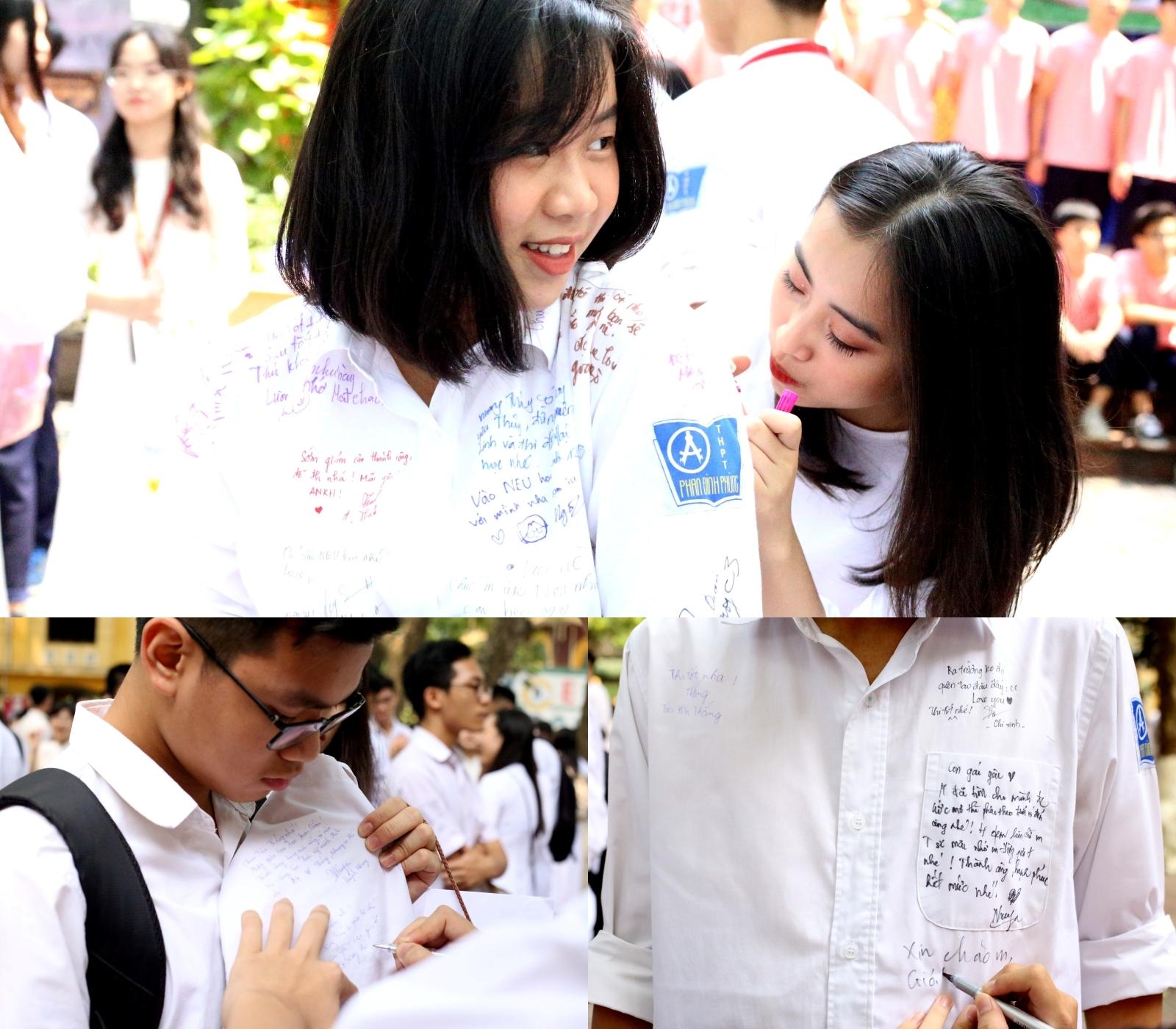 THPT Phan Đình Phùng,lễ bế giảng,học sinh lớp 12
