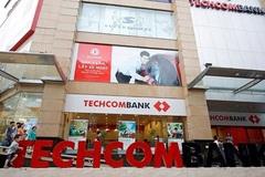 Techcombank thay đổi nhân sự cấp cao