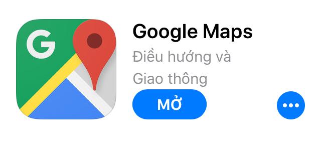 Cách bật Dark mode trên ứng dụng Google Maps