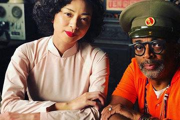 Vietnamese actress performs in Spike Lee's Da 5 Bloods