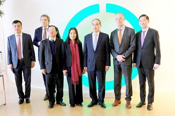 HCM City learns from Netherlands' innovative technologies