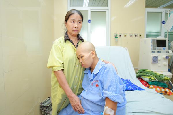 """Sản phụ ung thư vú giai đoạn cuối: """"Em chỉ cần được nhìn con 1 lần…"""" -H2"""