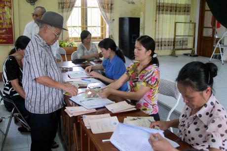 1/7: Tăng lương hưu, trợ cấp bảo hiểm xã hội
