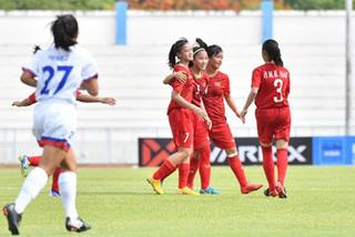 Vietnam places third in regional AFF U15 Girls Championship