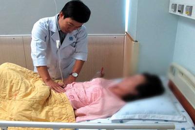 4 cơ quan nội tạng trong cơ thể người phụ nữ bị dính với nhau