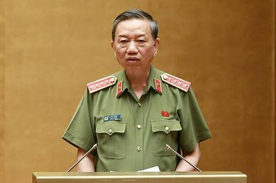 Bộ trưởng Công an nói lý do đưa phạm nhân lao động ngoài trại giam