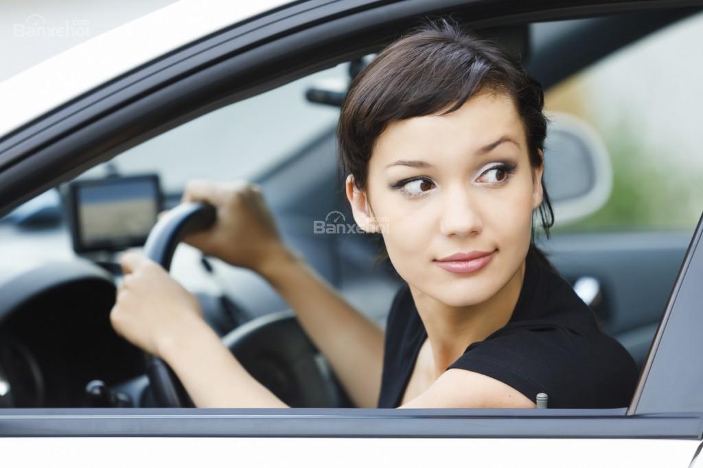 kỹ năng lùi xe,kinh nghiệm lái xe