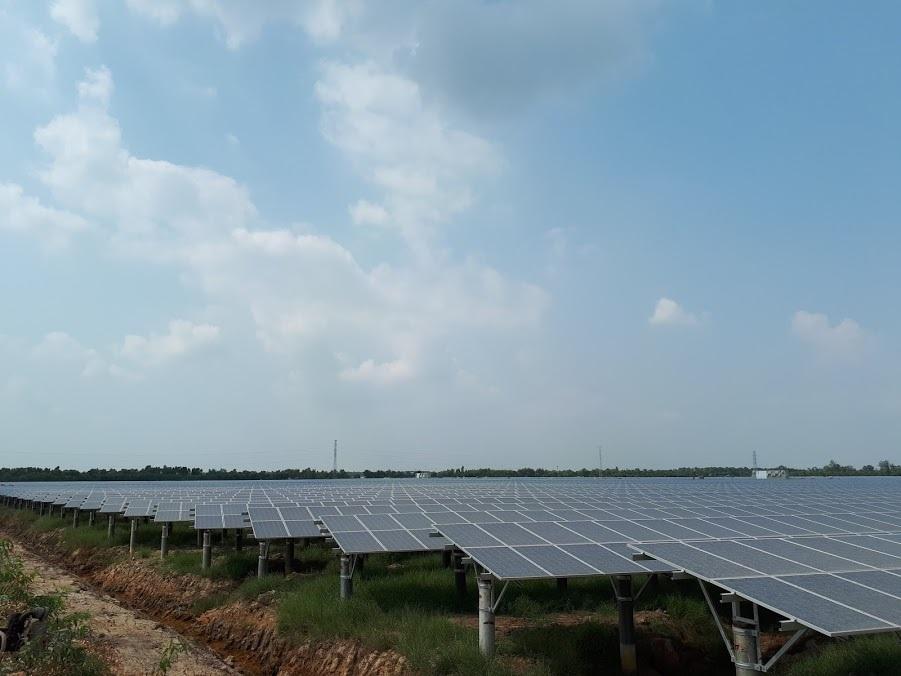 Điện mặt trời,năng lượng sạch,giá điện,nguồn điện vô tận,lưới điện,EVN