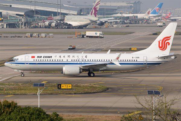 Mỹ,Trung Quốc,chiến tranh thương mại,Boeing,các hãng hàng không,đòi bồi thường