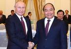 Thủ tướng Nguyễn Xuân Phúc hội kiến Tổng thống Nga Vladimir Putin