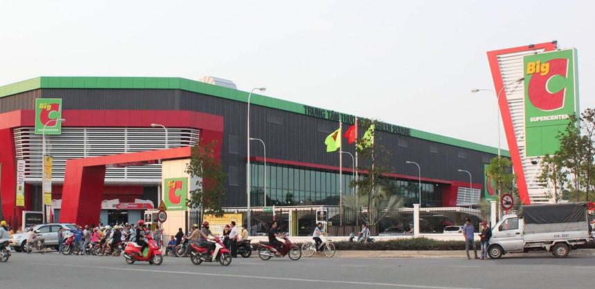 auchan đóng cửa,siêu thị đóng cửa,phá sản,Aeon,Lotte Mart,trung tâm thương mại,thị trường bán lẻ