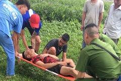 Hỗn chiến ở Hải Dương, 3 thanh niên nhảy từ cầu xuống đất trọng thương