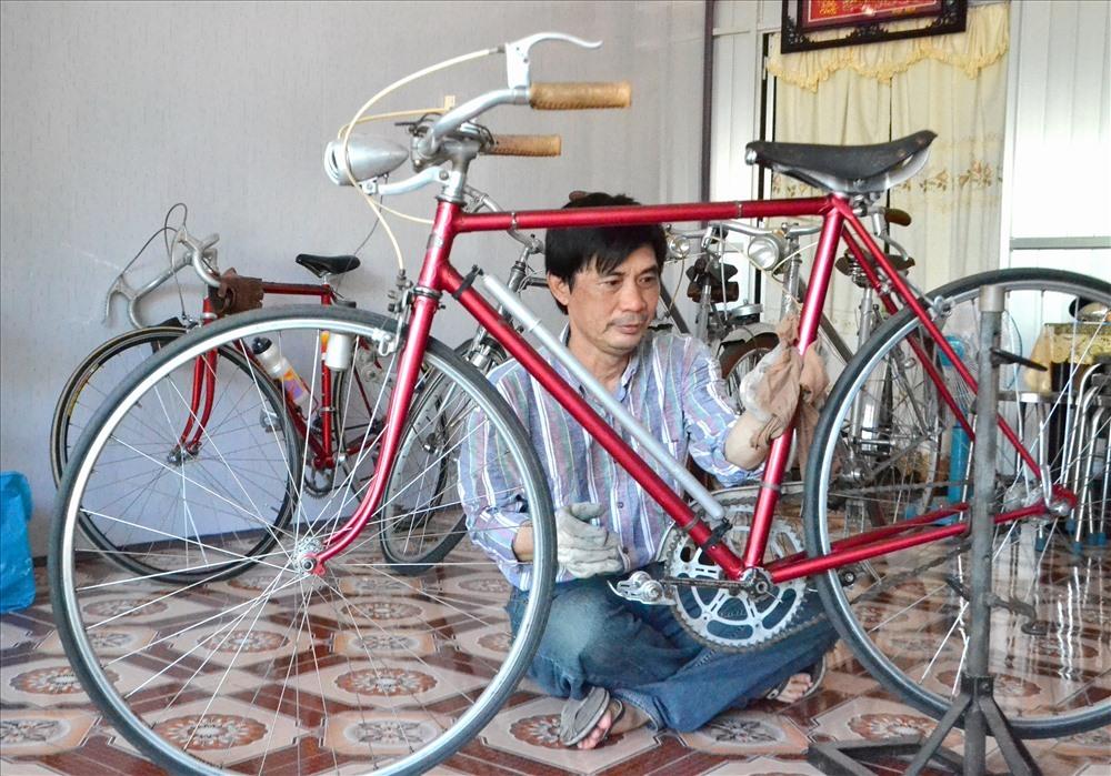 xe đạp,sưu tầm xe đạp,bộ sưu tập xe đạp