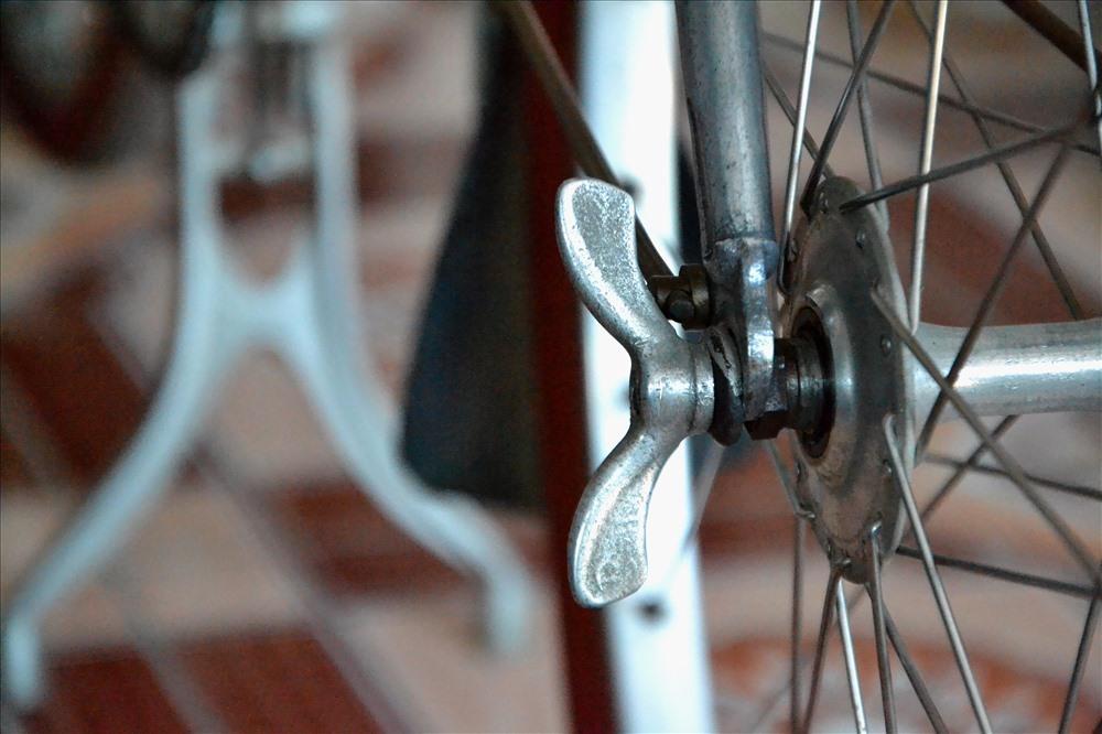 Những chiếc xe đạp gần 100 năm tuổi của thầy giáo An Giang