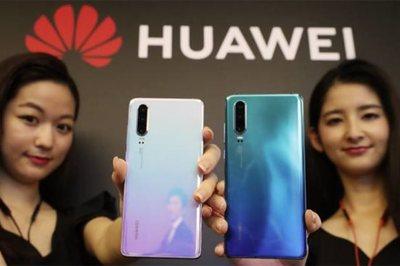 Smartphone Huawei bị các nhà mạng ở châu Á bỏ rơi