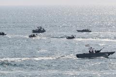 Phó tướng Iran tuyên bố kiểm soát hoàn toàn Vịnh Ba Tư
