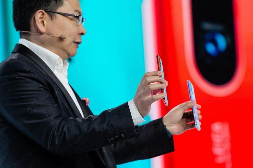 Huawei,Hệ điều hành,Chiến tranh thương mại Mỹ Trung