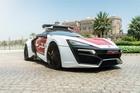 Cận cảnh siêu xe hàng hiếm Lykan HyperSport giá 3,4 triệu USD