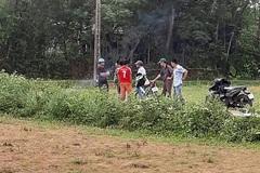 Thanh niên Hà Tĩnh chết bên vệ đường, tay cầm bơm tiêm