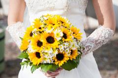 Trong đám cưới, chú rể bận đón khách, cô dâu nháy tôi lên phòng tân hôn