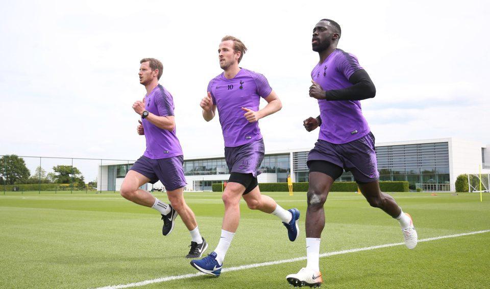 Tottenham,David Beckham,Liverpool,Harry Kane