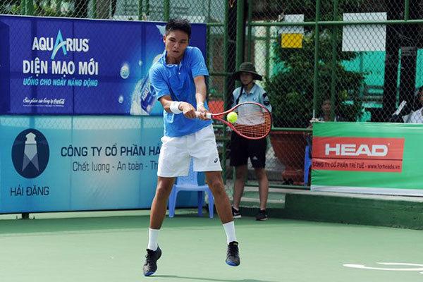 Hai Dang Tay Ninh wins national tennis team title