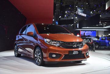 Honda Brio hoàn toàn mới sắp ra mắt tại Việt Nam