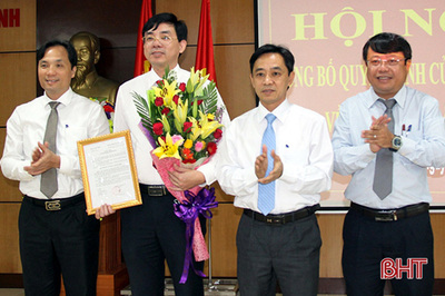 Nhân sự mới Thanh Hóa, Nghệ An, Hà Tĩnh