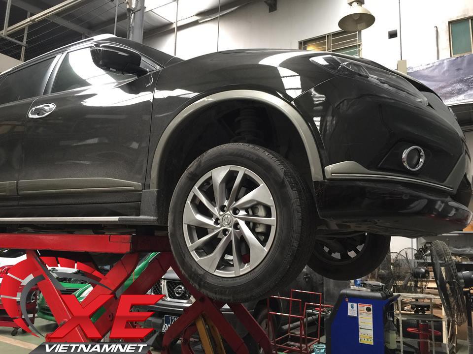 Vụ Nissan X- Trail rò dầu: Bặt vô âm tín, bỏ mặc khách bức xúc