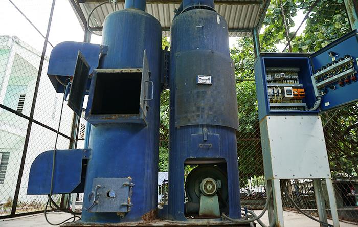 Đà Nẵng: Tậu lò đốt tiền tỷ để 'đắp chiếu', xử lí rác đi thuê 150 triệu/năm