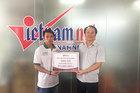 Trao hơn 371 triệu đồng cứu bé Trần Văn Đạt