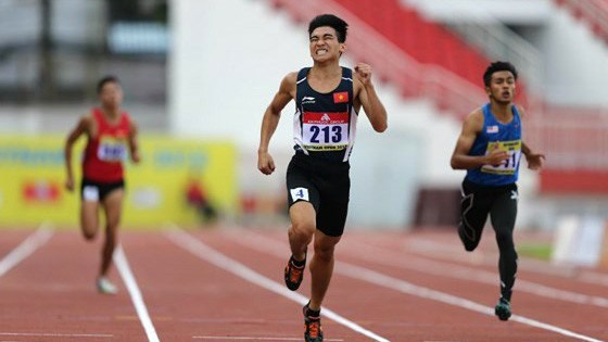 Vietnam win five golds at Thailand track and field tournament
