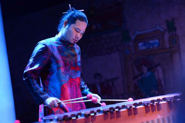Percussionist Hoa to perform music inspired by mountainous region
