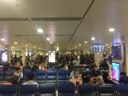 Delayed flights on the rise in Vietnam