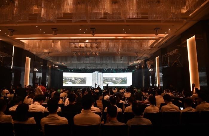 Dự án The Zei Mỹ Đình mở bán, hơn 70% giao dịch từ khách nước ngoài