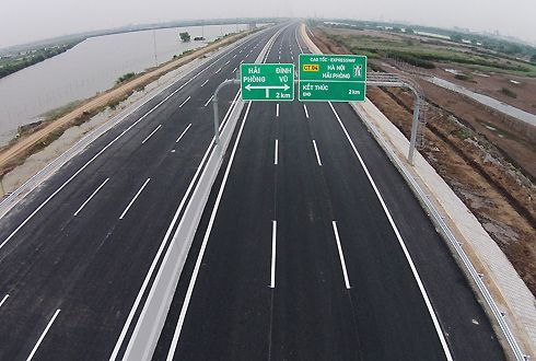 Rút 4.000 tỷ từ ngân sách trả nợ cao tốc Hà Nội - Hải Phòng