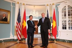 Vietnam treasures relations with US: Deputy PM