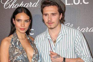 Mặc khoét sâu ở Cannes, ngoài đời bồ quý tử David Beckham còn nóng bỏng hơn