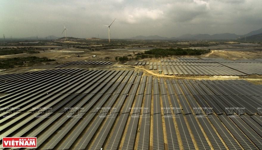 Vietnam's southern region develops renewable energy
