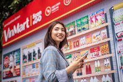 VinMart ra mắt siêu thị ảo đầu tiên ở Việt Nam