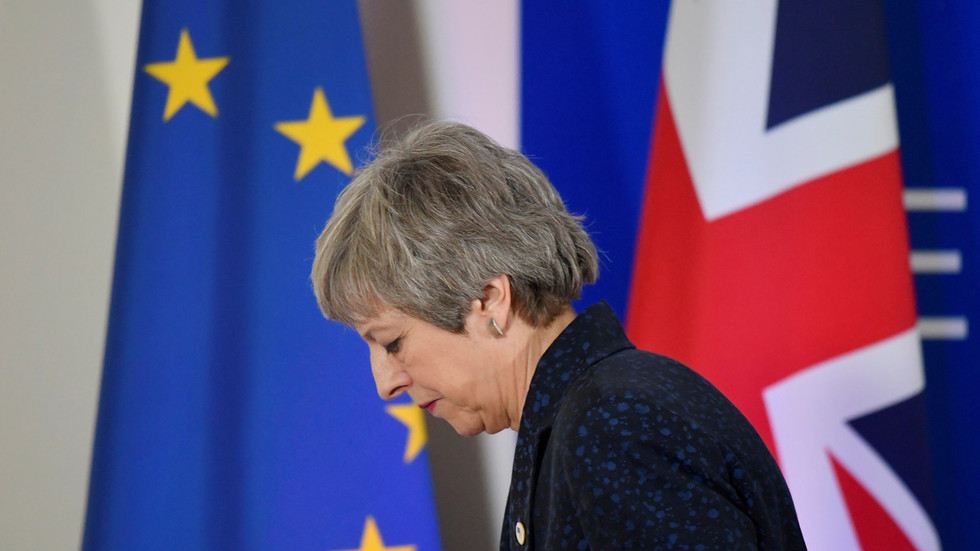 Anh,EU,Châu Âu,Brexit,Theresa May,Thủ tướng,Từ chức,Liên Minh Châu Âu,Nghị viện Châu Âu
