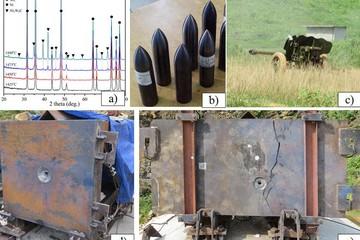Lần đầu tiên Việt Nam chế tạo thành công đạn xuyên động năng chống xe tăng