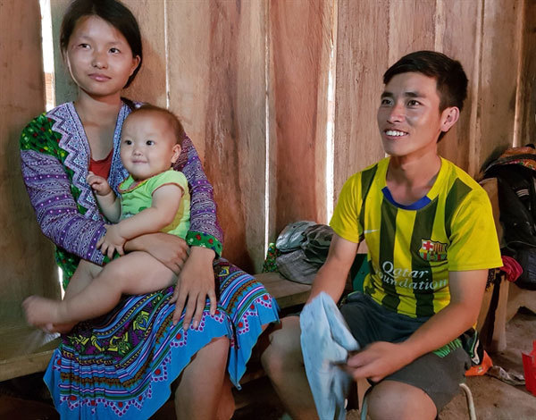 Premature and inter-family marriages hold Thanh Hoa's ethnic minorities back