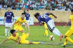 Vòng 11 V-League: Thành Nam đón bão, Thanh Hóa chờ mở hội